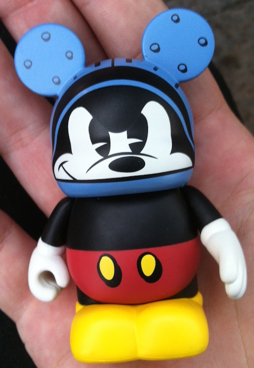 Mickey Mouse Cartoon Variant Vinylmation Finally