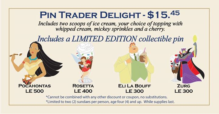 Latest Pin Trader Delight Pins