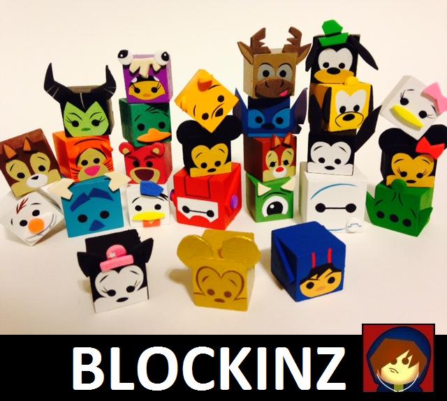 Custom Spotlight – Are-Jay's Blockinz