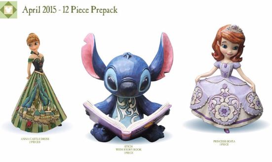 Details On Fall Disney Tradition Releases Diskingdom