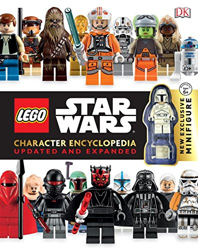 LEGO Star Wars Character Encyclopedia Coming In April