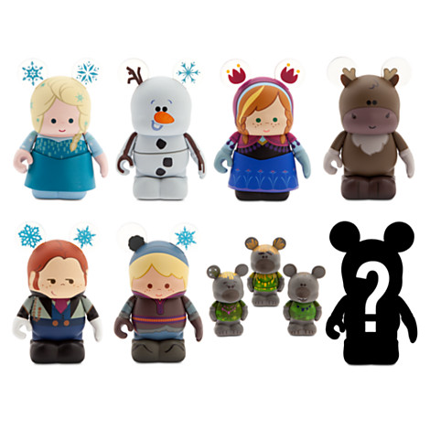 Frozen Vinylmations Released At D-Street Today