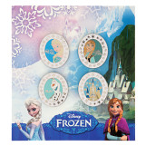 Frozen Pin Set Released Today