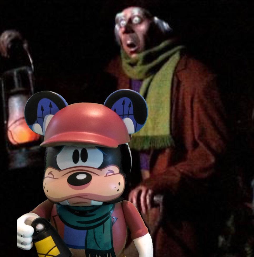Mickey Amp Friends Haunted Mansion Series Diskingdom
