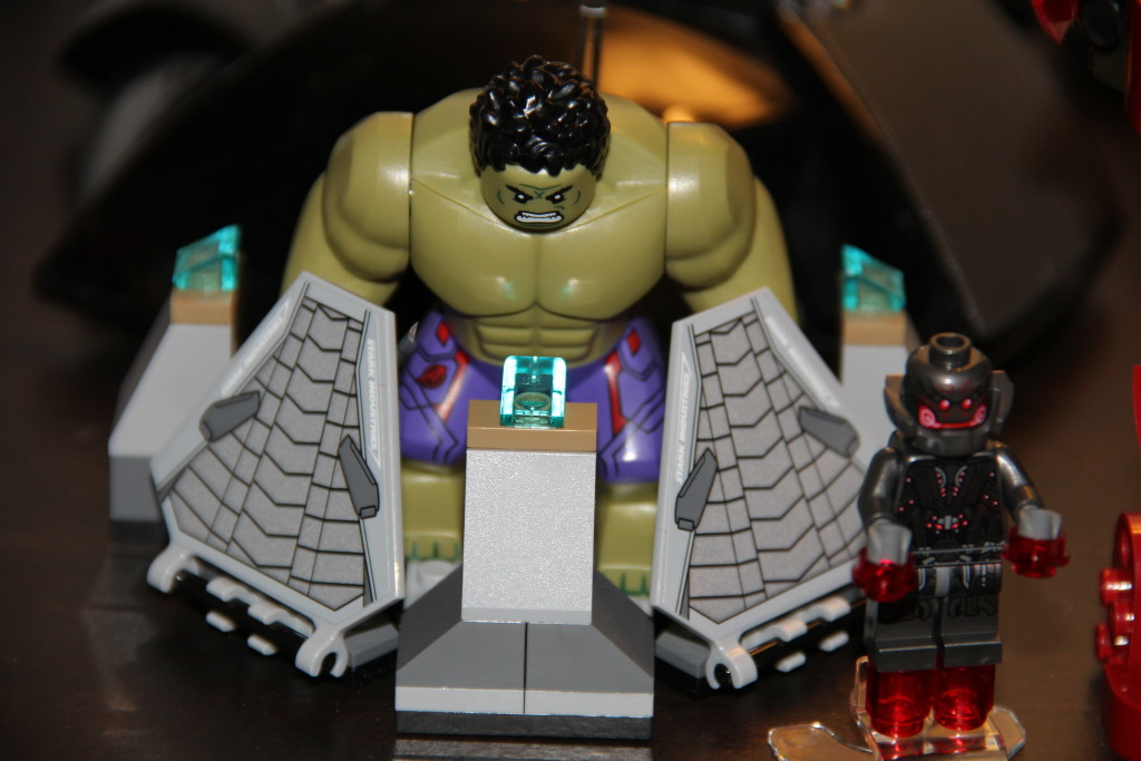 Hulk Containment Unit