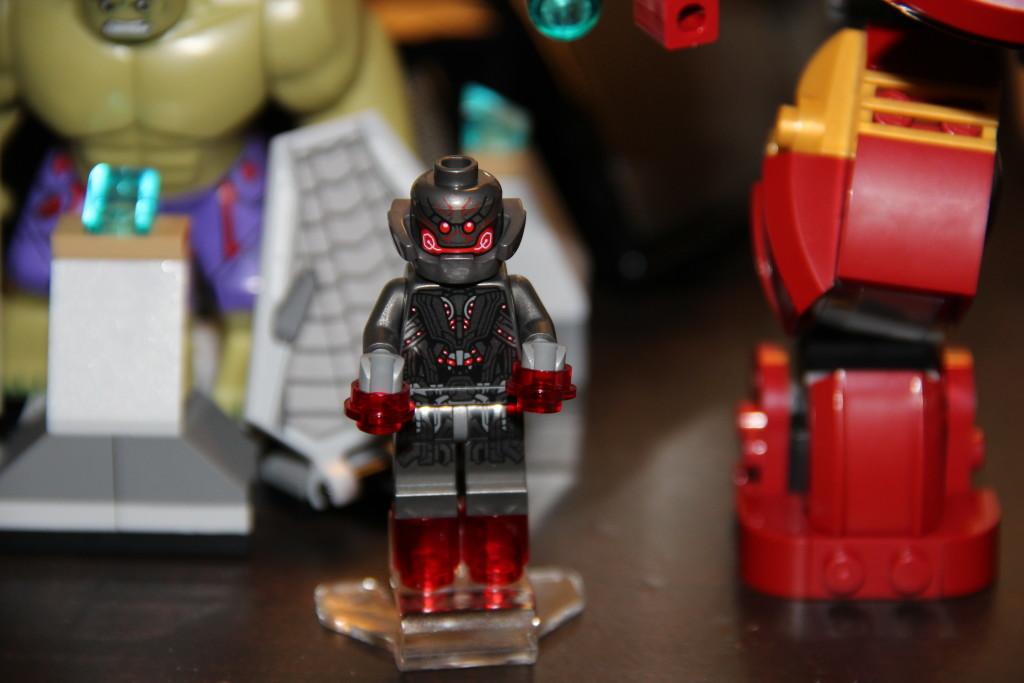 Ultron Prime Lego