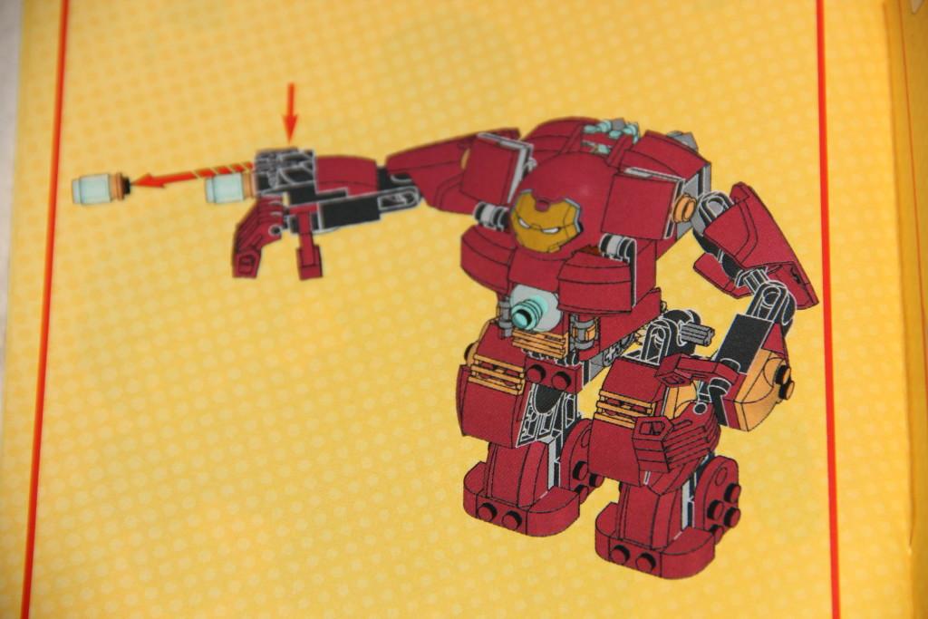 Lego Hulk Buster 2