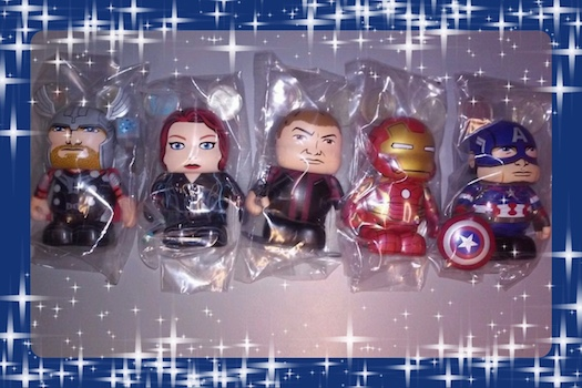 More Images Of Marvel Avengers Vinylmations