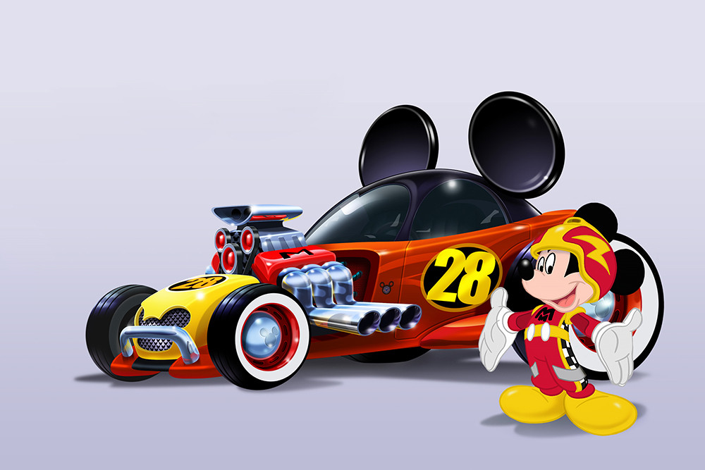 Mickey and the Roadster Racers Coming In 2017