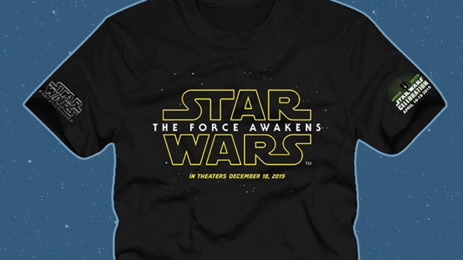 Even more star wars celebration merchandise previews for Merchandising star wars
