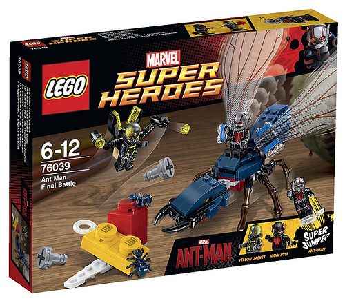 Final Images For LEGO Ant-Man Final Battle (76039)