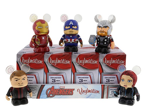 Marvel Avengers Vinylmation Blind Box Series Officially