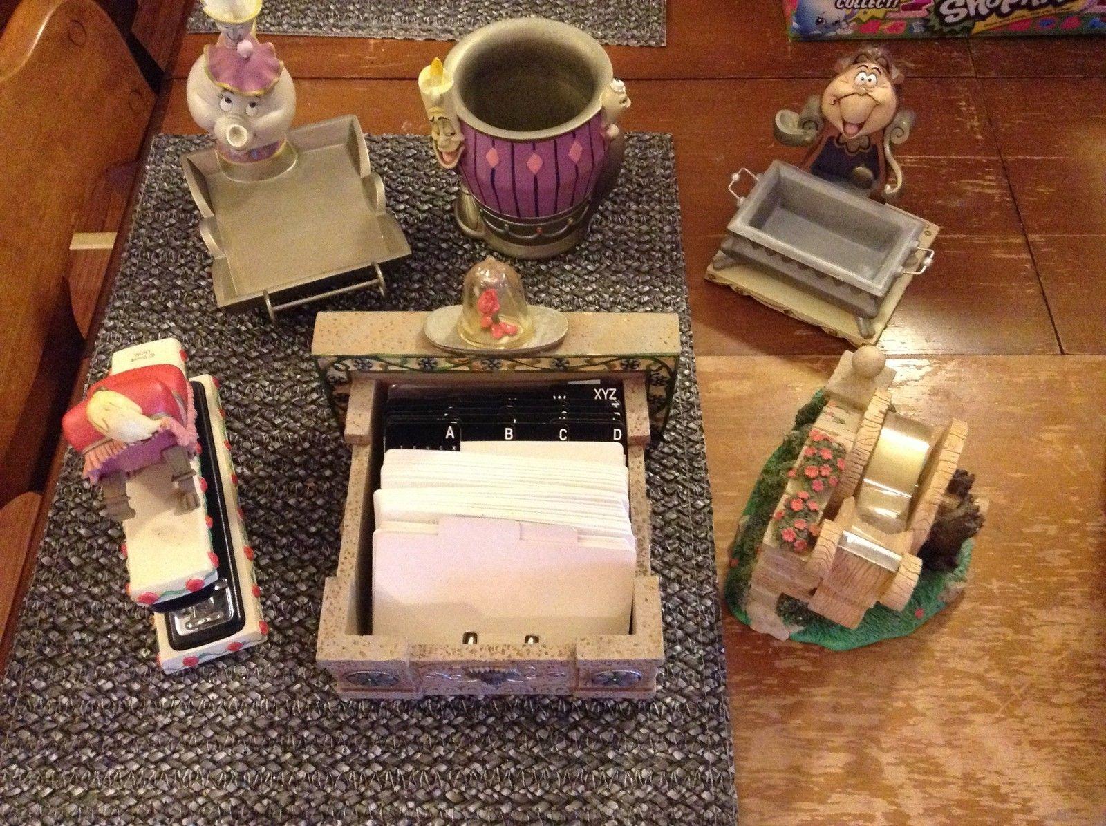 Batb Desk Set