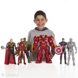 Disney Powers Up to Launch Marvel's Avengers: Age of Ultron Merchandise