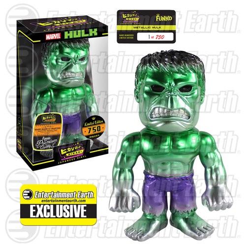 Metallic Incredible Hulk Hikari Exclusive  Now Available for Preorders