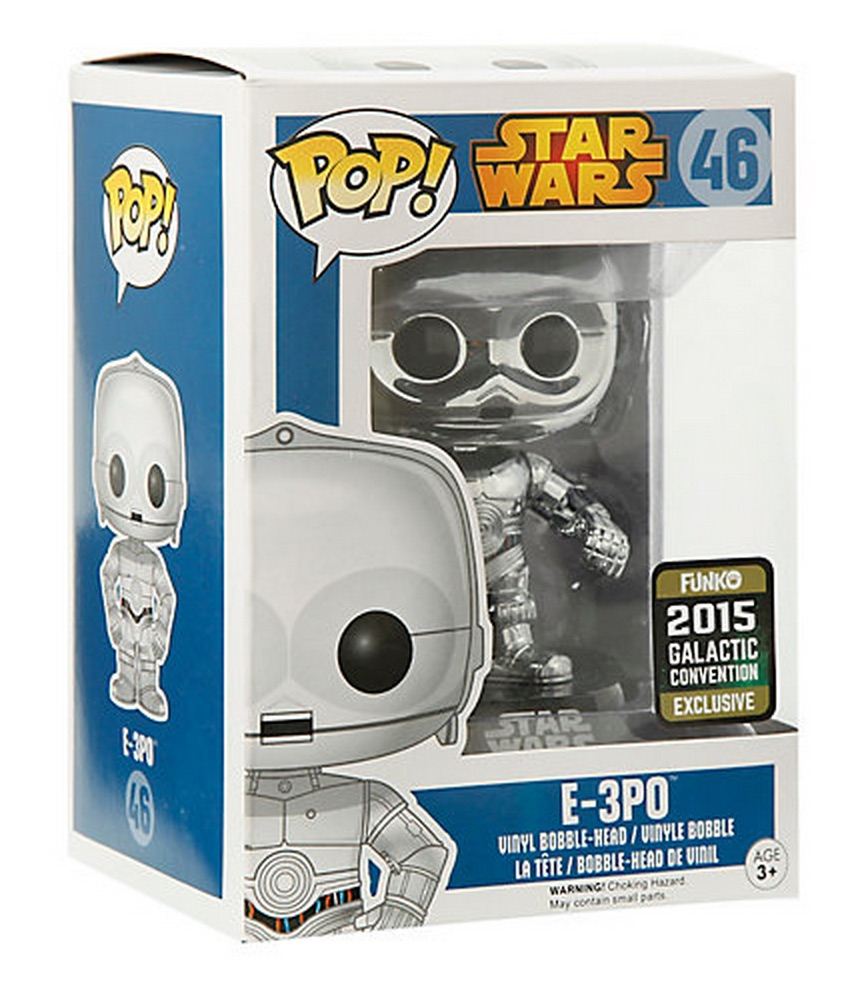 Star Wars Celebration E-3P0 Available at Hot Topic Stores/Online