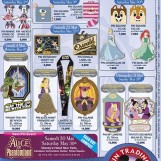 Details On May's Disneyland Paris Pins