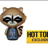 Hot Topic Exclusive Nova Rocket Raccoon Dorbz