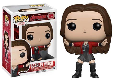 Scarlet Witch Pop Vinyl Coming Soon