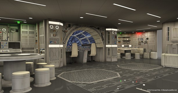 Disney Infinity Exclusive Content, and More, Coming this Fall to the Disney Dream