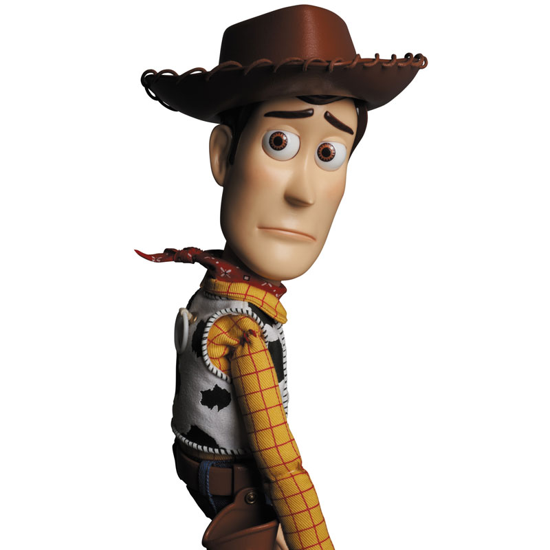 Medicom to Release Replica of Woody for Toy Story's 20th ...