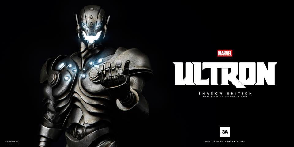 Marvel Ultron Figure By Beast Kingdom Details
