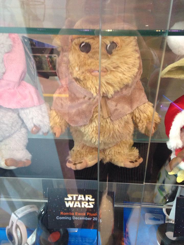 New Star Wars Ewoks & Christmas Yoda Plushes Coming Soon