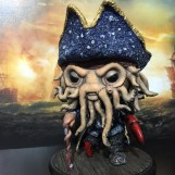 Custom Corner: Davy Jones