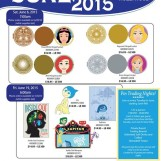 Disney Studio Store's June Pin Releases
