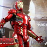 Details On Hot Toys Iron Man Mark XLV Collectible Figure