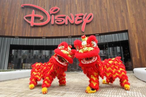 Shanghai Disney Store Opens