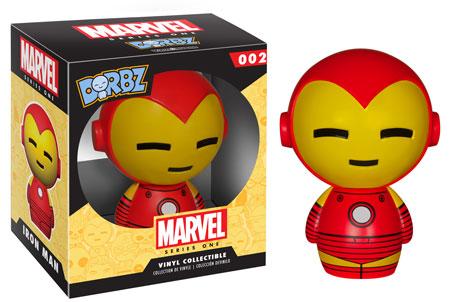 Marvel Dorbz Glam Shots and Release/ Pre-Order Info