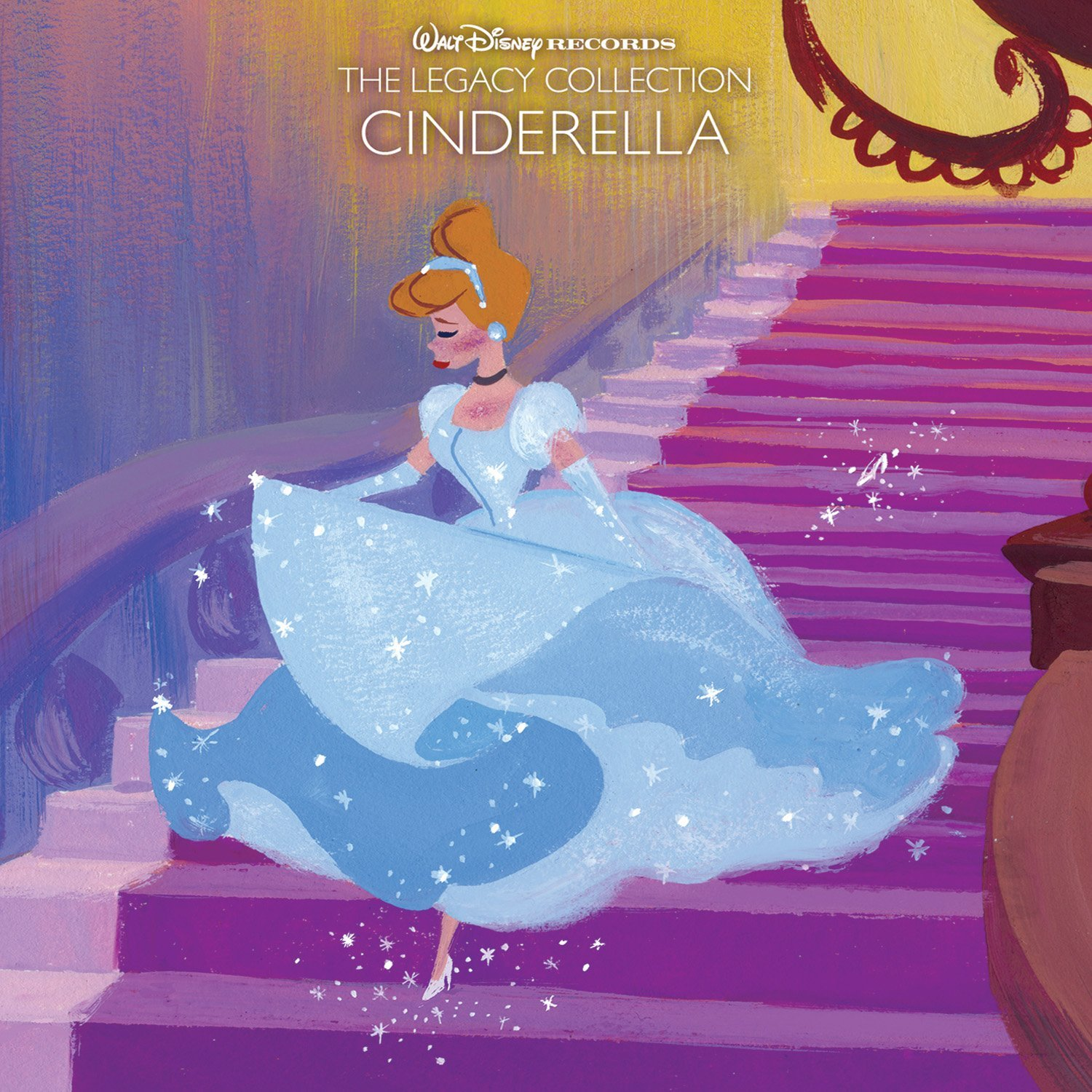 Cinderella: The Legacy Collection CD Coming Soon
