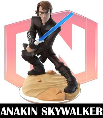 Anakin Skywalker disney infinity