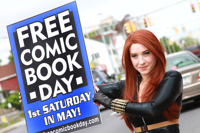Free Comic Book Day Details