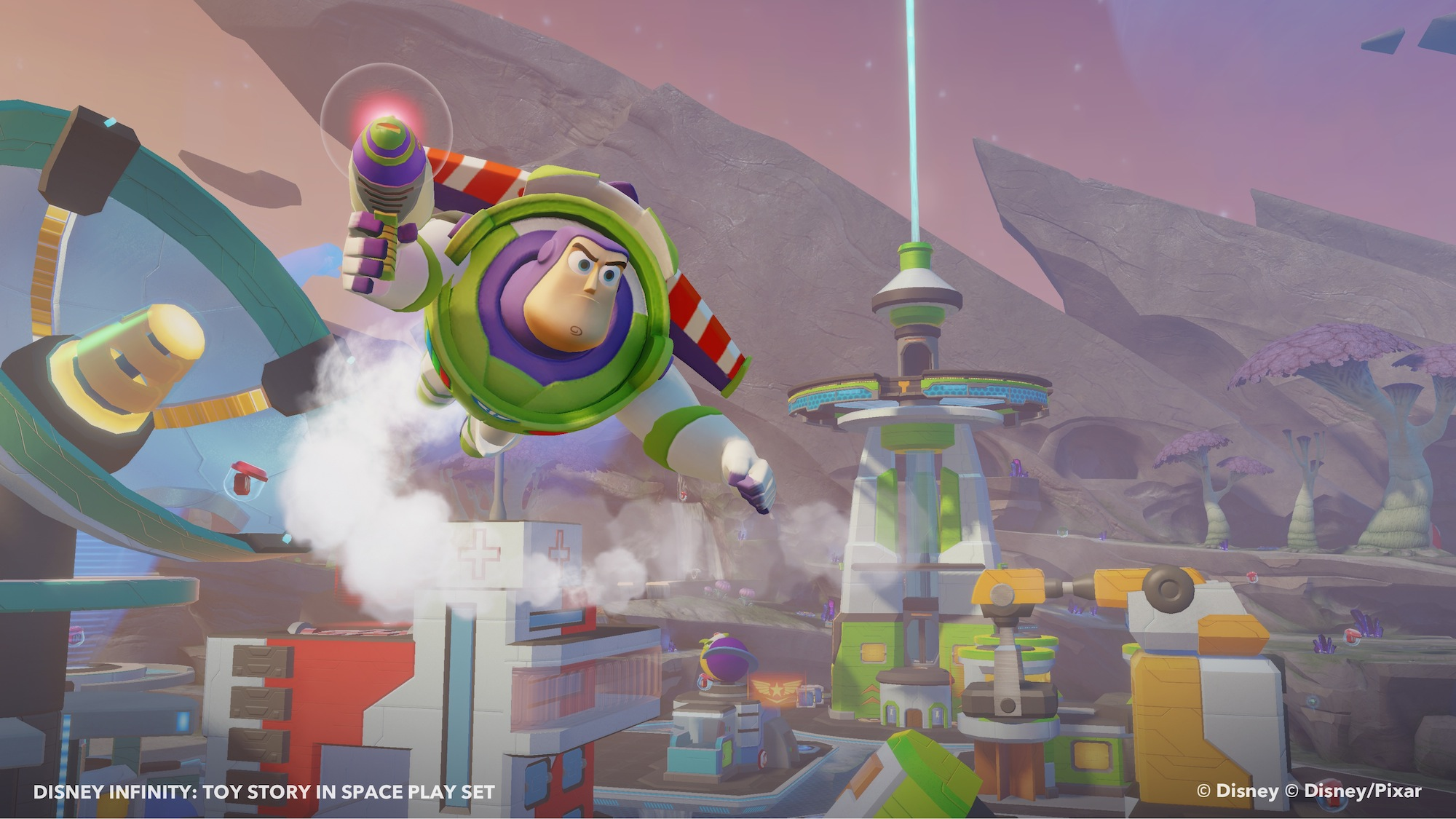 Disney Infinity 2.0 Toy Box Thursday – Tomorrowland