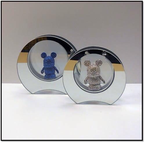More Details On Crystal Disneyland 60th Anniversary Vinylmations
