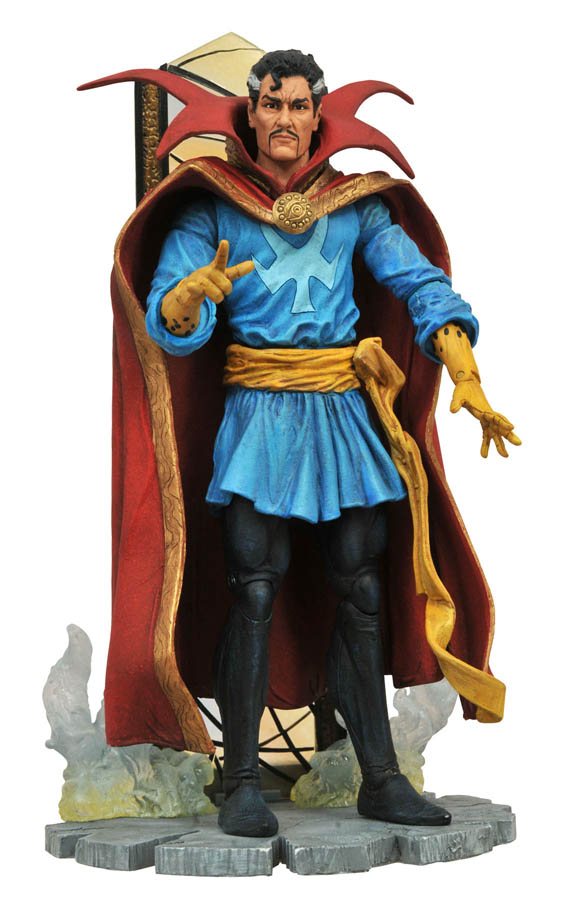 Marvel Select Doctor Strange Figure Coming this Fall