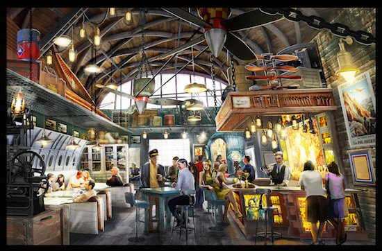 Indiana Jones- Inspired Bar Coming to Disney Springs this Fall
