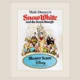 """Details On Snow White and the Seven Dwarfs """"Master Score-Numbered"""""""