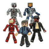Details on AFX's Exclusive SDCC Age of Ultron Minimates