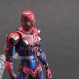 Details On Play Arts Kai Spider-Man