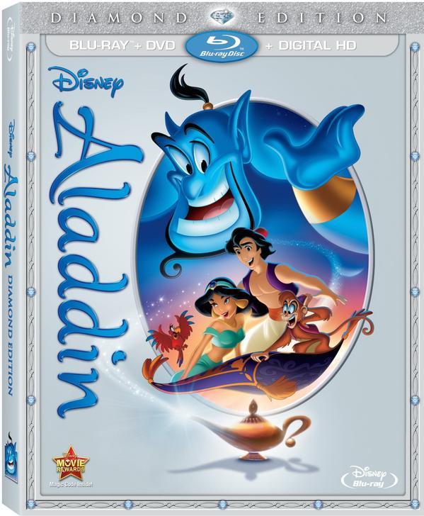 Aladdin Diamond Edition Coming This Fall
