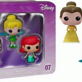 Disney Pocket Pop! Sets and Pocket Pop! Keychains Glam Shots