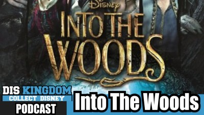 dk podcast into the woods