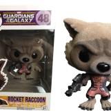 SDCC Flocked Ravager Rocket Raccoon Pop Vinyl- Preorder Now