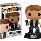 Star Wars Han Solo Pop Vinyl Re-Released In September