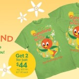 New Orange Bird Merchandise Out Now