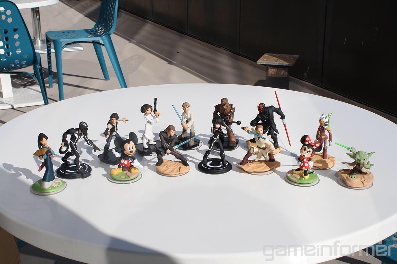 Closer Look At Disney Infinity 3.0 Figures