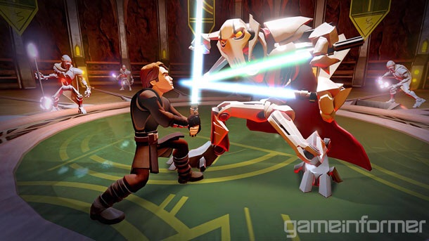 Details On Disney Infinity 3.0 Combat